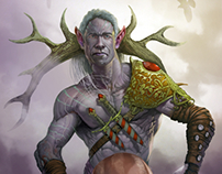 Tangent. Dark Elf Giant Killer