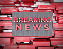 Breaking News C4D