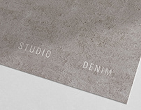 Studio Denim Rebrand