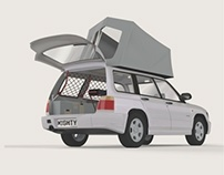Mighty Little Big Campervan
