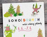 FAMILY BRUNCH IN SOHO