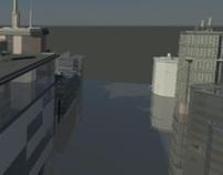 3D builnding test