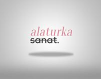 Alaturka Sanat // Graphic Design