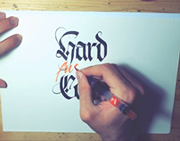 Calligraphy Videos