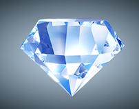 Cinema 4D Diamonds
