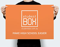 Studentbox - Window Artwork Mockups