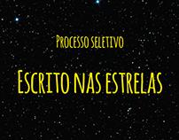 Processo Seletivo 2013.2 - Escrito nas Estrelas