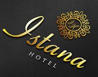 Logo Design - Istana Hotel