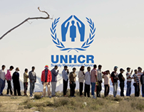 UNHCR SMS commercial