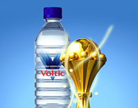 Voltic Mineral Water AFCON 2012 Campaign