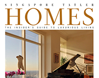 Singapore Tatler Homes August 2011