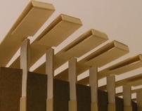 Spa Stairway Model B