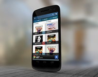 MyMusicStore.ph Android App