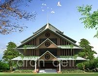 Proposal for Buddhist Bihar Destructed At Ramu,coxbazar