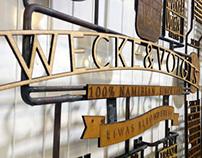 Wecke & Voigts –Timeline Installation