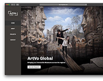 Company Profile Website | ArtVo Global