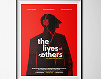 The Lives of Others Poster, DVD and Motion Title