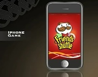 Pringles Friends Shuffle (iphone game)
