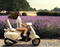 Febreze - Relaxing Ride (Print Campaign)