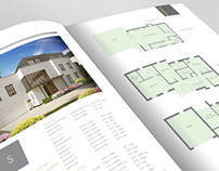 Luxury Homes Brochure Design