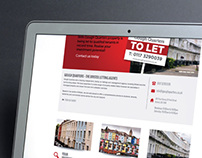 Letting Agent Website