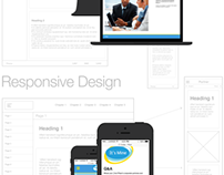 Responsive Website with CMS