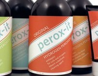 Package Design: Perox-it