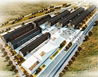 ''MEB Campus in Igdır ''architectural competition