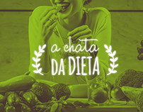 Marca + Blog: A Chata da Dieta