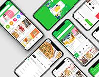 E-commerce Mobile Application Design