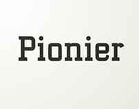 Pionier Font