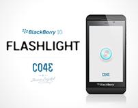 Code43 LED Flashlight