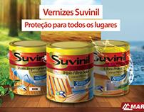 Novos Vernizes Suvinil | Marin