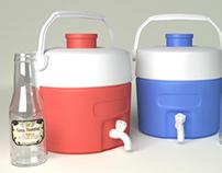 Garrafas térmicas 2013 Blender