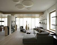 Saint Petersburg Apartment by MK-Interio