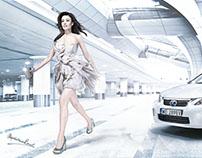 Lexus // Print Campaign