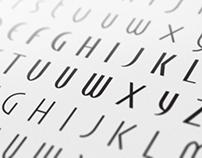 Kampo typography