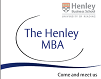 The making of a campaign: The Henley MBA