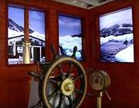 WheelHouse experience: Sailing through the Arctic Ocean