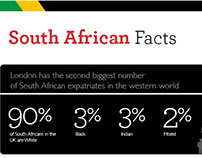 South African – Freedom Day Infographic
