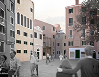Jewish Museum Renovation in Venice