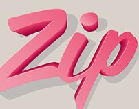 Zero typography