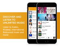 Sultn Music App
