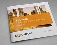 Equinox Brochure - Square