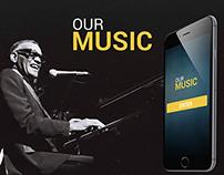 Our Music - iOS app