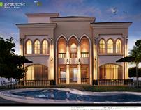 Villa Abdulrahman al hussainy