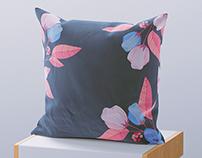 35+ Stylish Pillow & Cushion Mockup Templates PSD