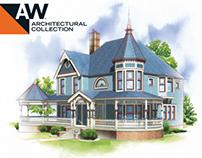 Andersen Windows Illustrations
