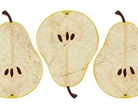 Kerning Pears
