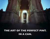Guinness 3D Can